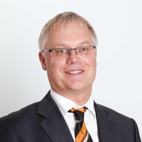 Michael Fink, Geschäftsbereichsleiter Personalwesen EDEKA Nord