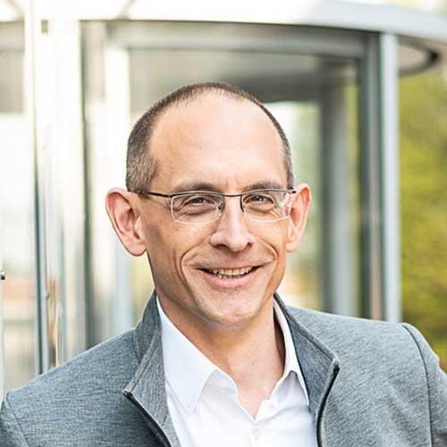 Holger Sindemann, Geschäftsführer  MTU Maintenance Hannover GmbH